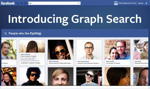 Facebook Graph Search – Relevant Results that Matter to You