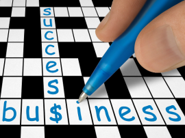business-success-crossword