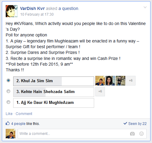 Valentines Day Poll for KVRians
