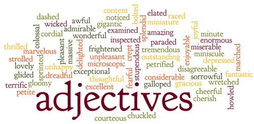 adjectives-wordle