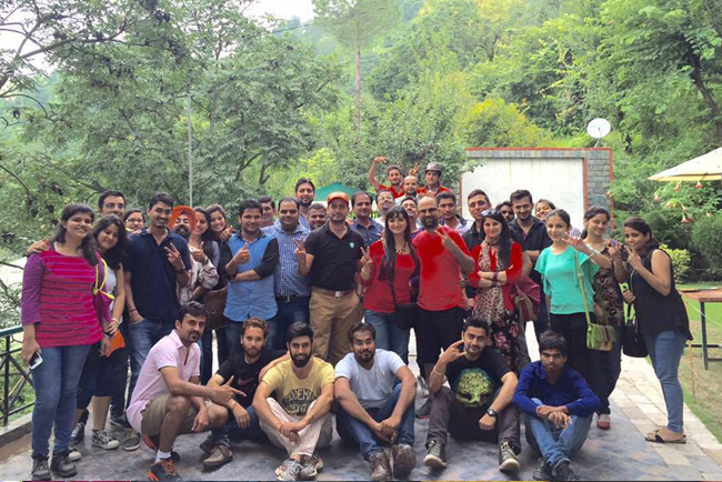 The Entire KVR Web Tech Family 2015