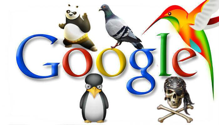 Latest Google Algorithm Updates