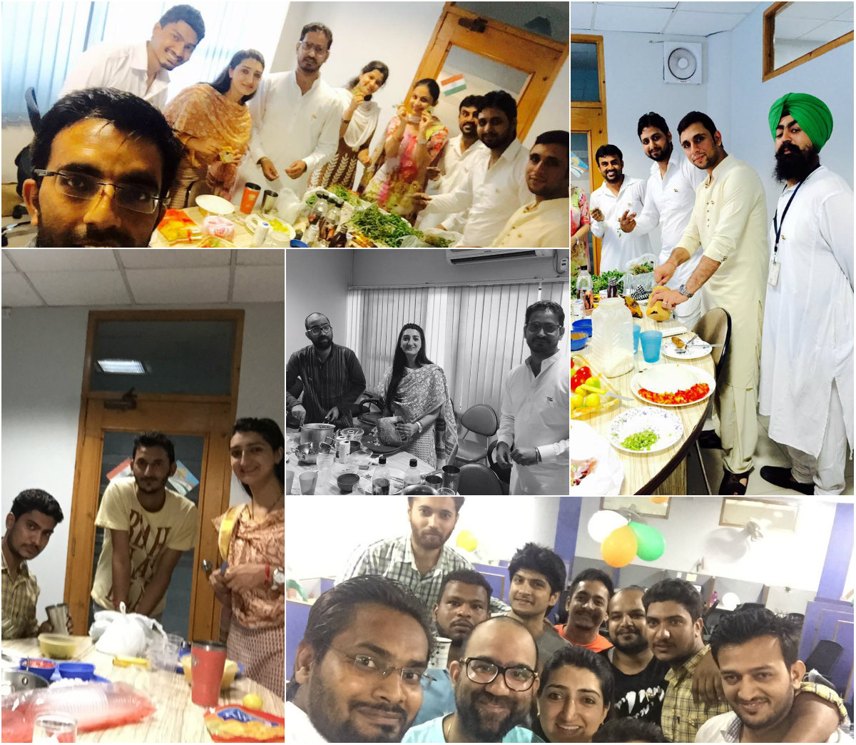 Independence Day Celebration at KVR Webtech