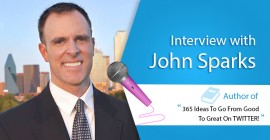 An Interview with John Sparks