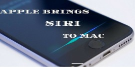 Apple Now Brings Forth 'Siri' to Mac
