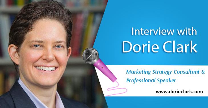 Dorie Clark- Professional Marketing Speaker
