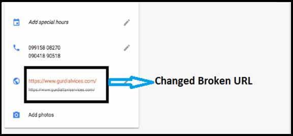 Suggest an Edit - Google My Business