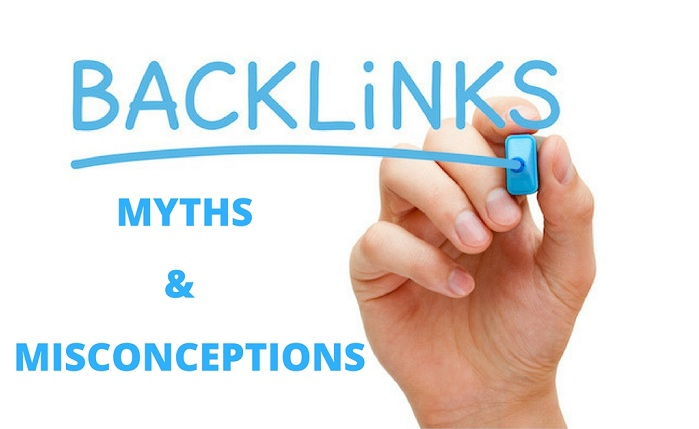 Backlink Myths & Misconceptions