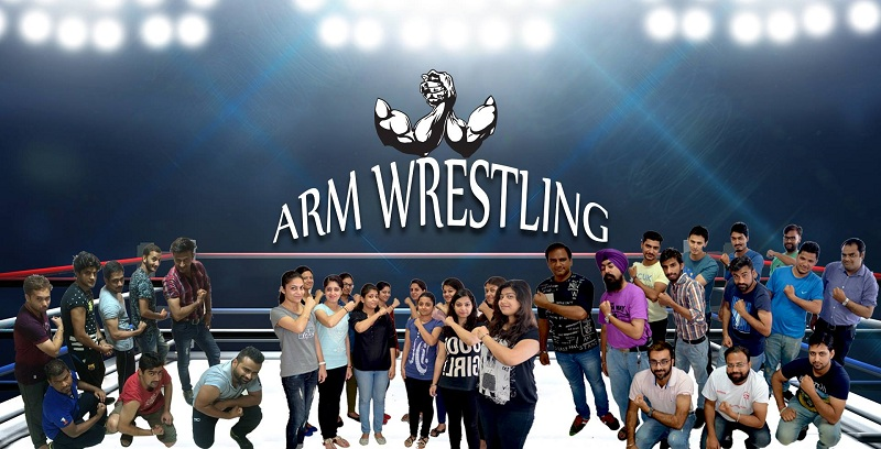Arm Wrestling League 2016- KVR Webtech