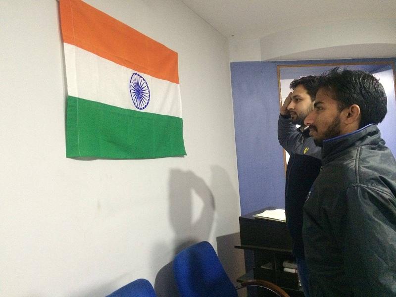 Proud Indians