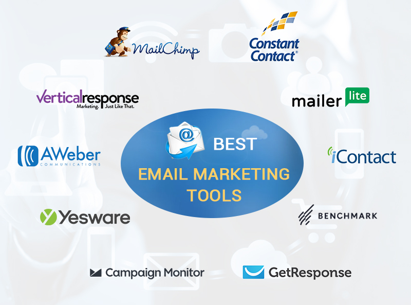 Top 10 Email Marketing Software & Tools