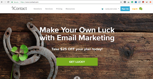 icontact- Email Marketing Tool