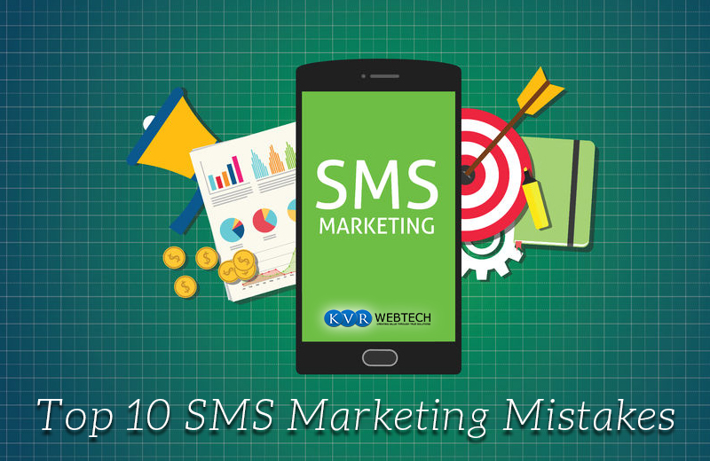 Top 10 SMS Marketing Mistakes