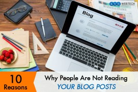 Reasons People Not Reading Your Blog Posts