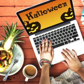 5 Tips to Stay Safe Online During Halloween