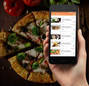 Pizza Oder with Voice Search-min