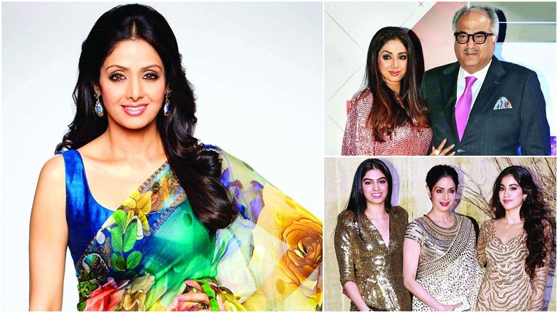 Sridevi- The Queen of Bollywood