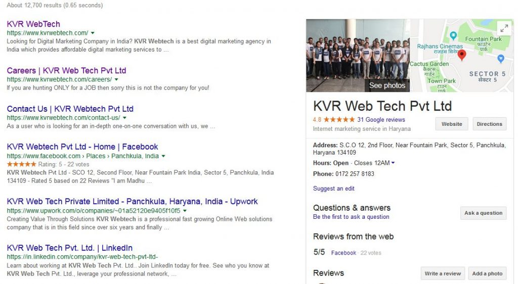 Google's Knowledge Panel And Need To 'Get Verified'
