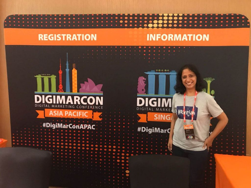DigiMarCon Conference 2018 Day 2 Experience