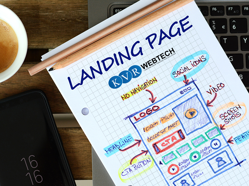 Top 7 Elements to Create High Converting Landing Pages