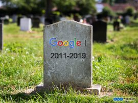 Farewell to Google Plus