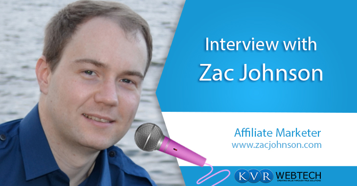 Interview with Zac Johnson