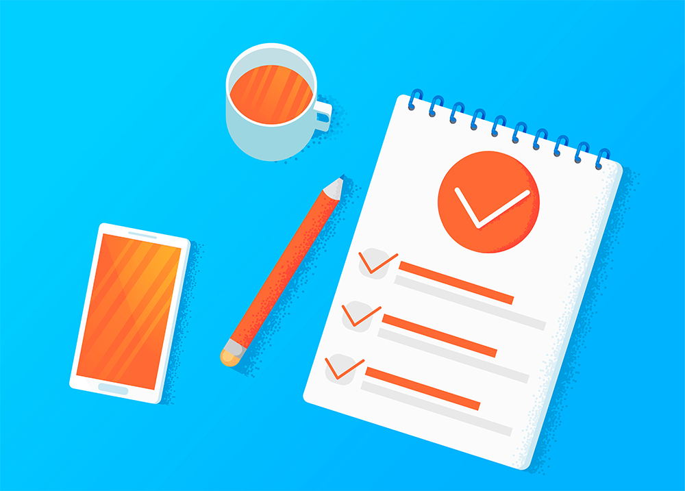 SEO Keyword Research Checklist: The 4 Important Steps